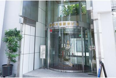 【エントランス】若杉大阪駅前ビル
