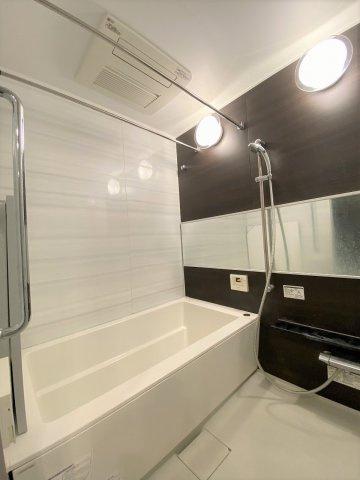 【浴室】シティハウス二子玉川