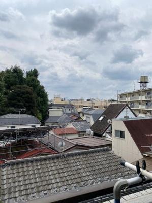 【展望】板橋本町パークホームズ