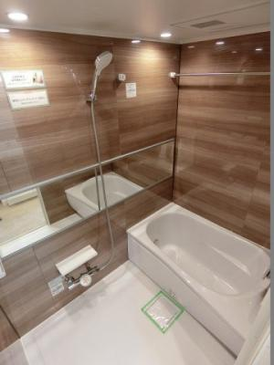 【浴室】板橋本町パークホームズ