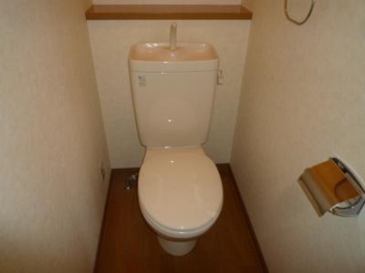 【トイレ】青葉ハイツⅡ