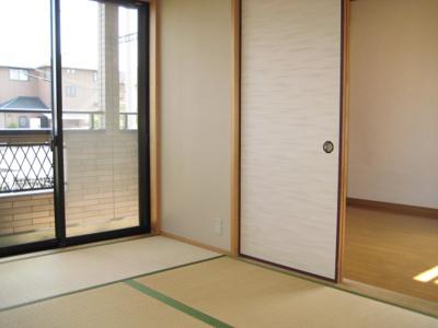 【和室】青葉ハイツⅡ