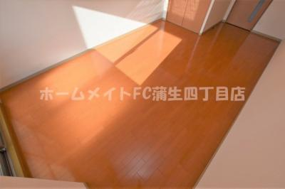【洋室】メゾンリバー・サイド