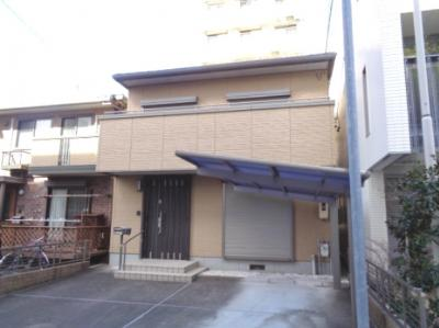 【外観】伊藤邸貸家