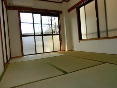 【和室】サンハイツ田幡