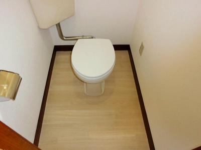 【トイレ】サンハイツ田幡