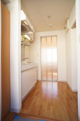 玄関~キッチン♪