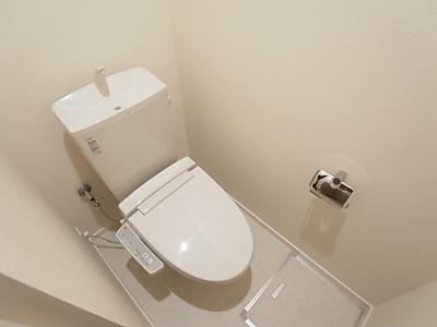 【トイレ】Auberge御影