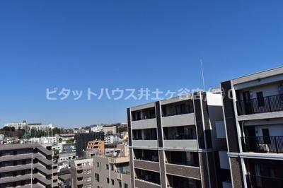 【展望】ライオンズマンション吉野町第5