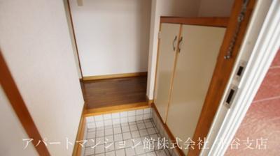 【玄関】シティハイツソシアルⅡ