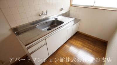 【キッチン】シティハイツソシアルⅡ