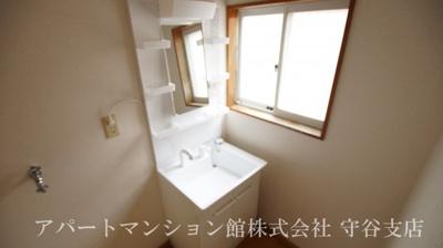 【洗面所】シティハイツソシアルⅡ