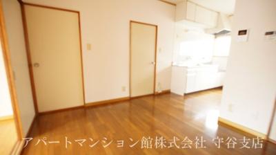 【洋室】シティハイツソシアルⅡ