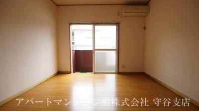 【居間・リビング】シティハイツソシアルⅡ