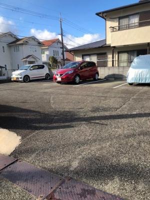 【外観】大和東2丁目月極駐車場