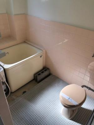 【浴室】玉置店舗付住宅
