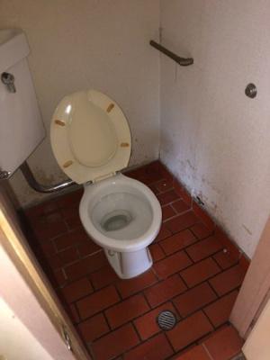【トイレ】玉置店舗付住宅