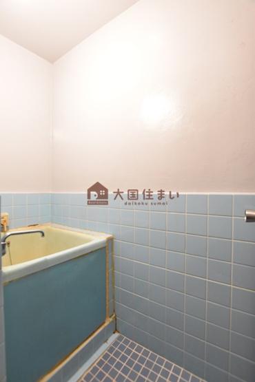 【浴室】中尾マンション
