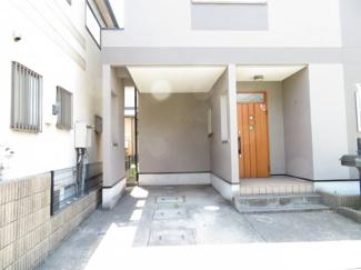 千葉市中央区稲荷町 中古一戸建て 千葉寺駅 ビルトインガレージのお家です!