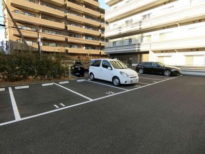 【駐車場】リヴシティ武蔵浦和