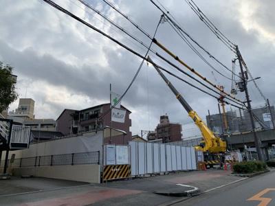【外観】赤川2丁目貸店舗