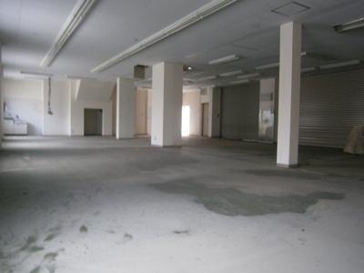 【内装】赤井3丁目貸倉庫