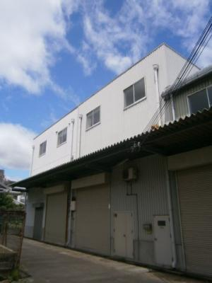【外観】赤井3丁目貸倉庫