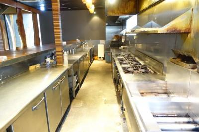 【キッチン】香里南之町貸店舗