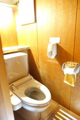 【トイレ】香里南之町貸店舗