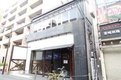 【外観】香里新町貸店舗