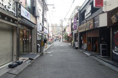 【周辺】香里新町貸店舗