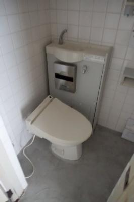 【トイレ】本町1丁目貸店舗