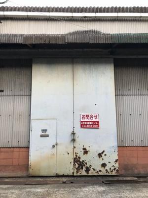 【外観】南寺方東通貸工場