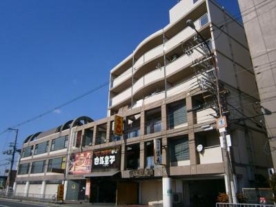 【外観】佐太中町7丁目貸店舗