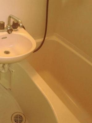 【浴室】エクサ上池台