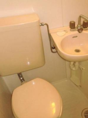 【トイレ】エクサ上池台