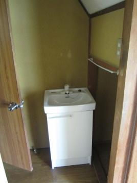 【独立洗面台】中西アパート