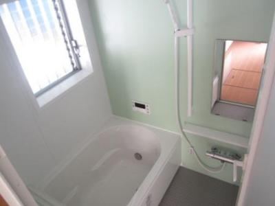 【浴室】中西アパート