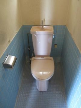 【トイレ】中西アパート