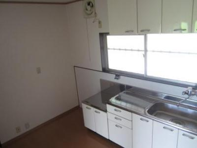 【居間・リビング】中西アパート
