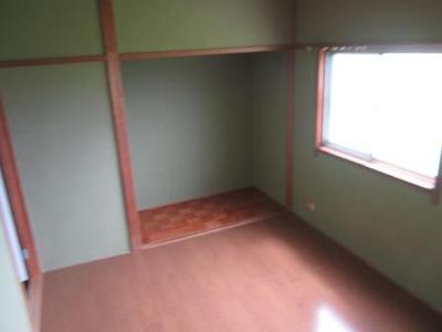 【洋室】中西アパート
