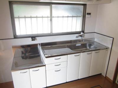 【キッチン】中西アパート