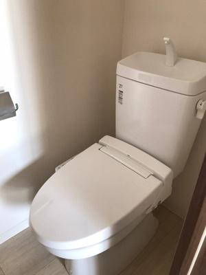 【トイレ】取手市井野台1丁目 プレディアンスフォート取手