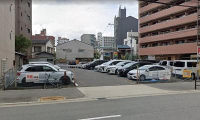 【外観】宮原1丁目月極駐車場