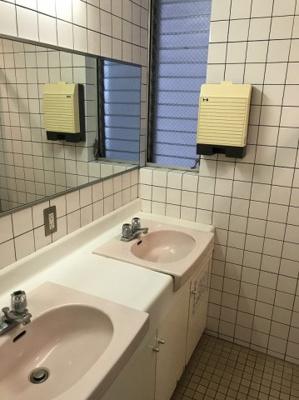 【洗面所】トゥーラント88ビル