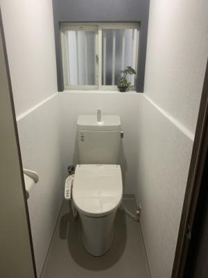 【トイレ】門真市上野口町中古戸建