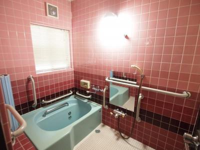 【浴室】大椎町M邸