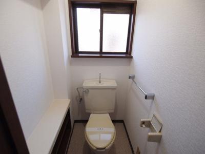 【トイレ】大椎町M邸