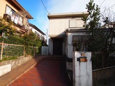 【外観】大椎町M邸