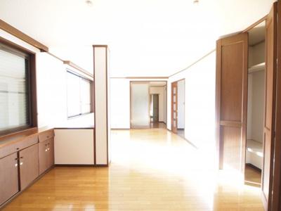【居間・リビング】大椎町M邸